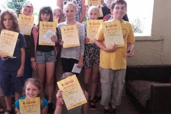 letnie obozy językowe w Kretowinach