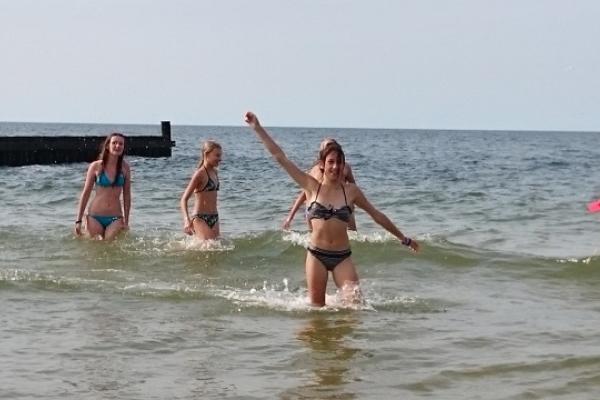 letnie wakacje językowe nad Bałtykiem
