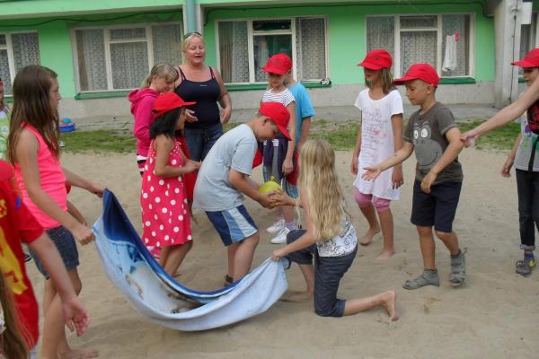 obozy językowe