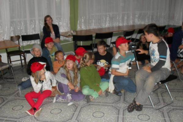 kolonie dzieci