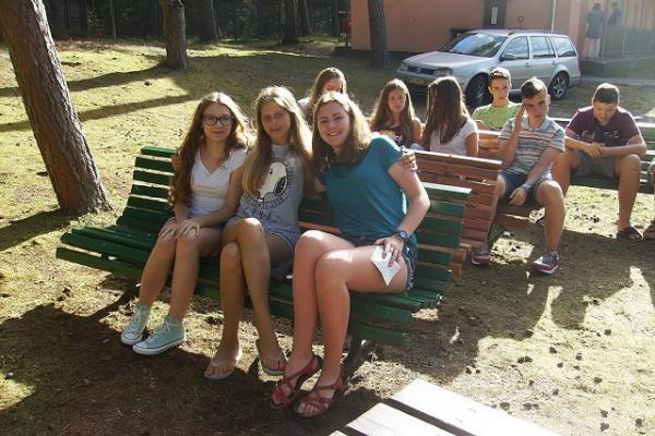 letnie obozy językowe w Łebie