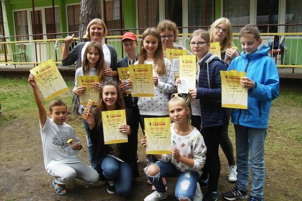 obozy językowe w Łebie