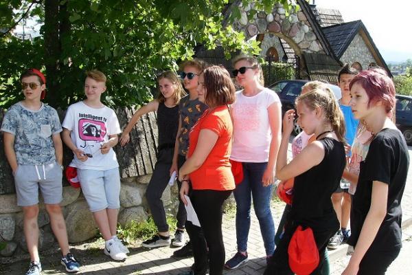 letnie wakacje językowe w Zakopanem