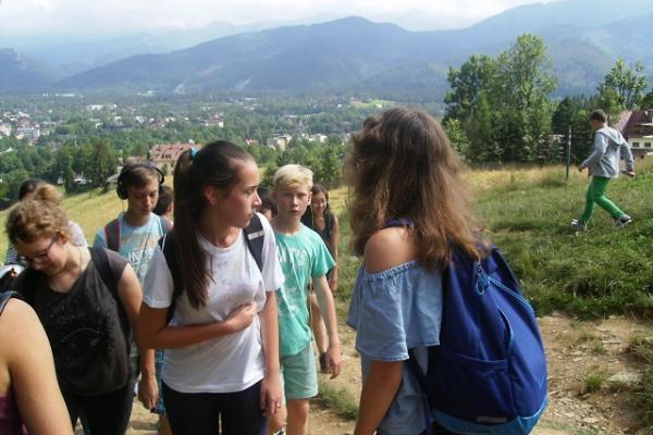 letnie obozy językowe w górach