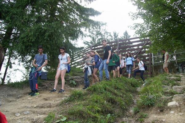 letnie obozy w górach