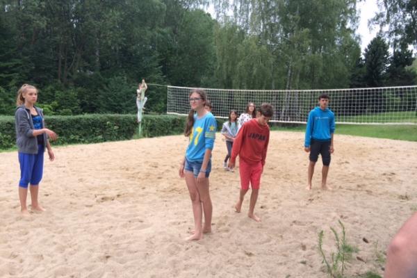 letnie wakacje na Mazurach