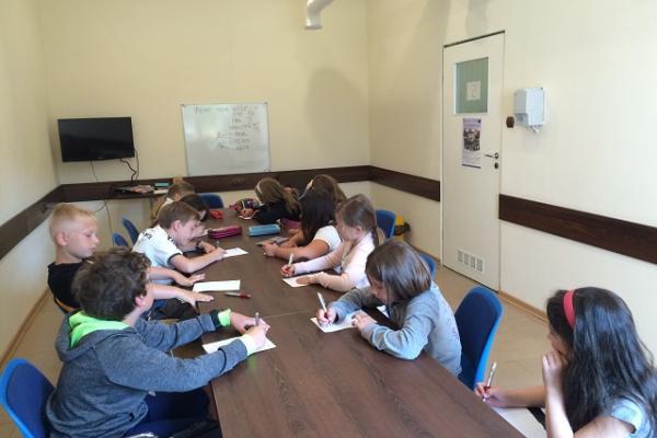 letni wyjazd językowy Dźwirzyno