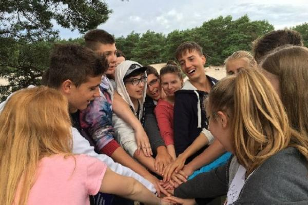 obóz językowy nad Bałtykiem