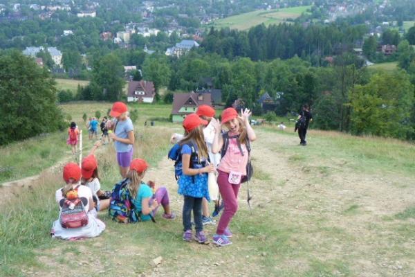 letni wyjazd językowy w góry