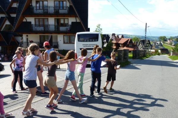 wakacje językowe w Zakopanem