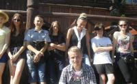 obóz młodzieżowy 2014