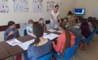letni wypoczynek językowy Dźwirzyno