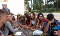 Nauka języka na obozie