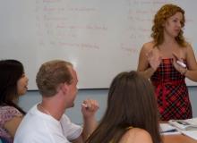 obozy językowe dla dorosłych, Hiszpania