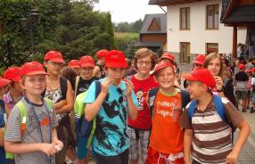 language camp for kids 2021 in Tatra