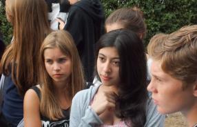 polish language summer camp at Baltic sea