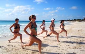Dźwirzyno - Fitness camp