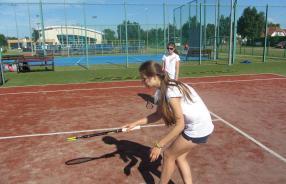obóz tenisowy w Polsce