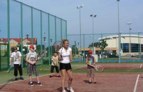 obozy tenisowe w Polsce 2017