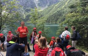 English language camp for kids 2021 in Zakopane