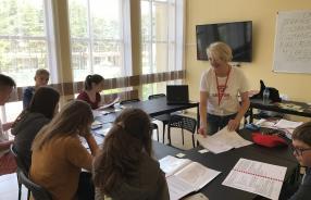 языковой лагерь  - английский 2021