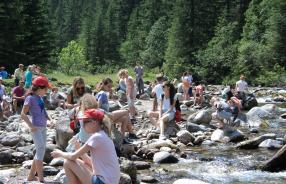 polish language summer camp Zakopane